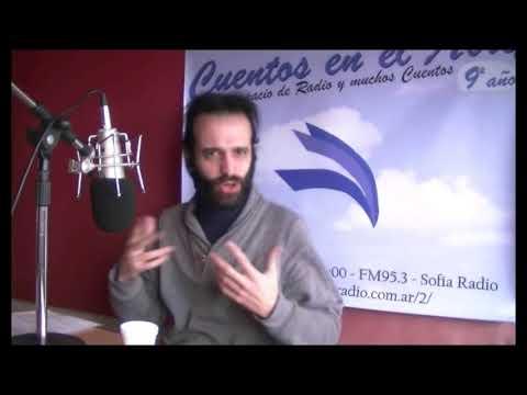 """Martin Ruccella, adaptacion de """"Novias"""" de Alejandro Dolina"""