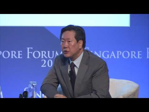 Singapore Forum 2016 Plenary Session 1: New Model of Great Powers Relations: What it Means for Asia?