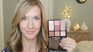 Charlotte Tilbury Instant Look in a Palette Beauty Glow Review & Demo