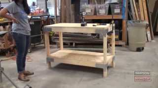 Easy-to-Build Workbench Kit