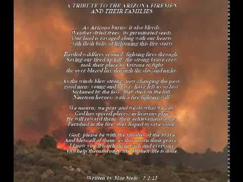 Nineteen Tribute To Yarnell Firefighters YouTube
