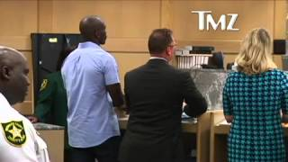 Chad Ochocinco Johnson Slaps Lawyer on the Butt, Sent to Jail 30 Days