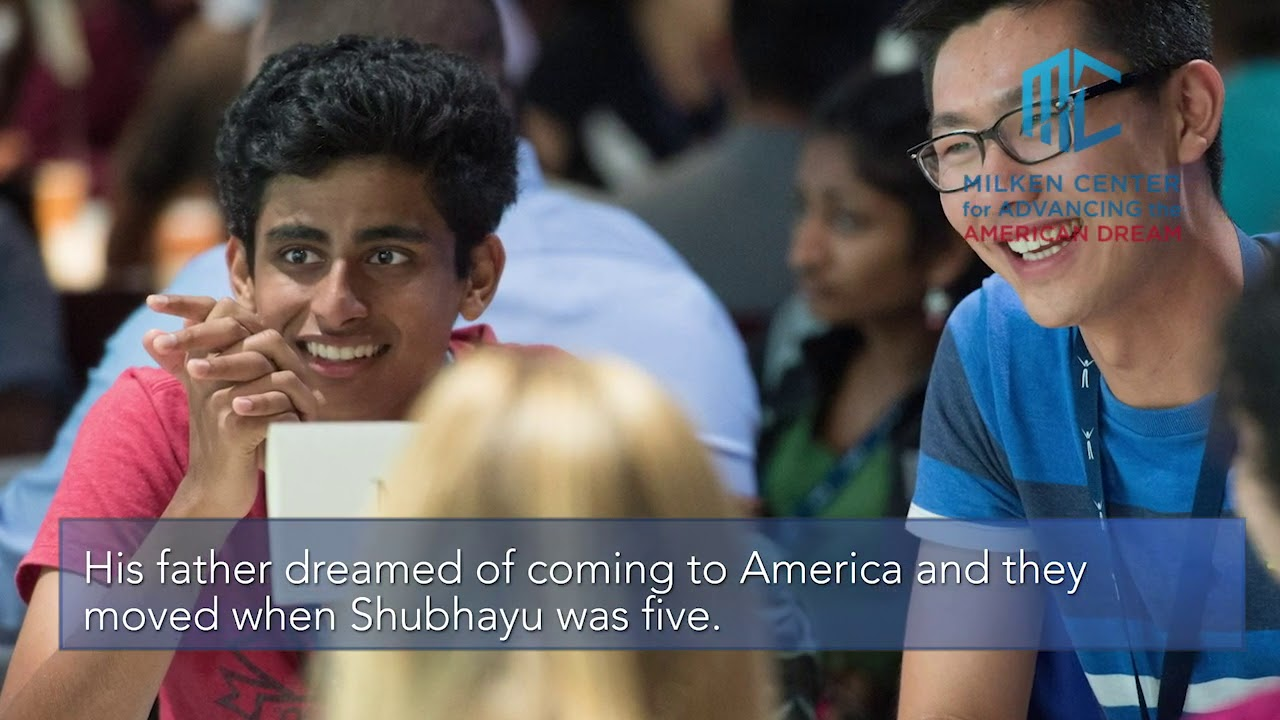Young People from Around the Globe Speak About Opportunity