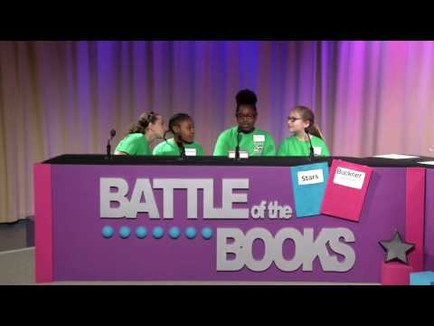 Battle of the Books- January 20, 2017 AM