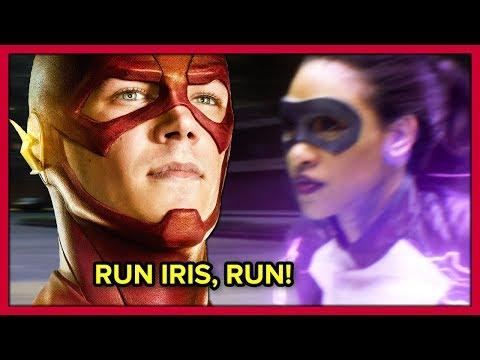 The Flash s04e16 - Run Iris, Run - omówienie
