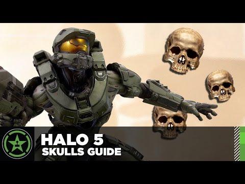 Achievement Guide: Halo 5 - Skull Location Guide