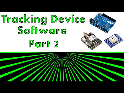 Tracking Device - Part 2 Software