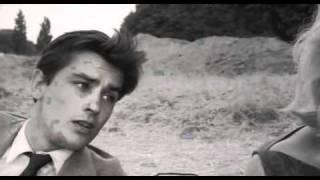 Antonioni - Затмение (Ален Делон, Моника Витти)
