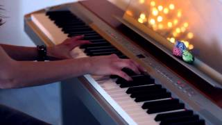 mushishi - 理 kotowari [piano cover]