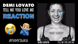 Baixar Demi Lovato - Tell Me You Love Me (Russian REACTION) ДЕТСКИЙ САД!