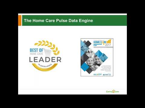 Home Care Sales & Marketing Benchmarks to Help Agencies Effectively Compete