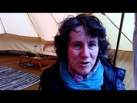 Mindfulness in nature - a Sharpham Trust retreatant speaks