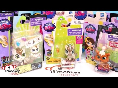 LPS Haul! Pets in the City Glimmer Pets, Passport to Fashion and more!