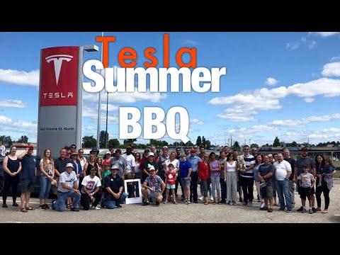Tesla Summer BBQ - Kitchener/Waterloo Meet Up