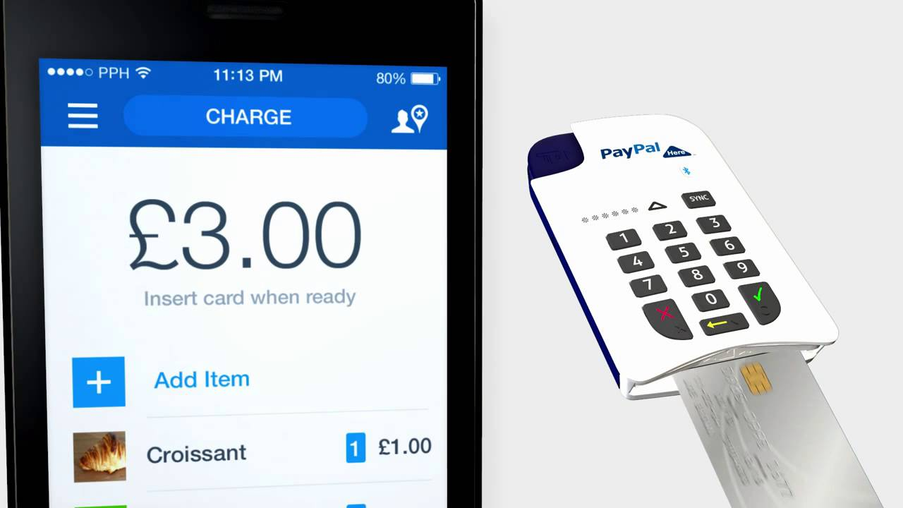 how to add a card to paypal