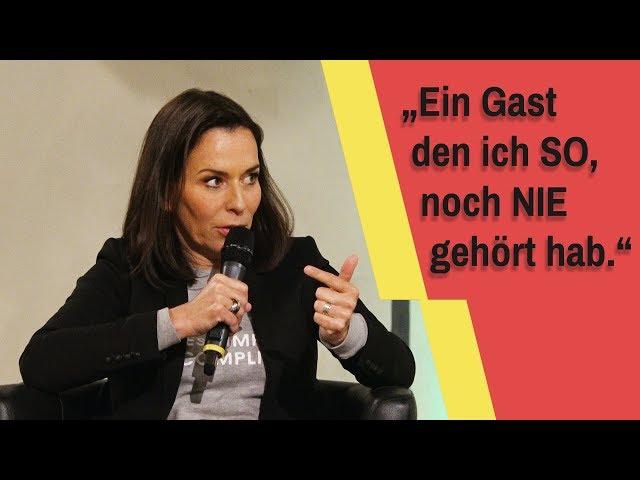 Talkshow-Republik Deutschland?! Anne Will zu Gast an der Ludwig-Maximilians-Universität   M94.5