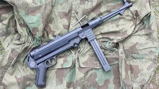 GSG MP40 9mm First Impressions, Firing, and Takedown by Alex Vogel