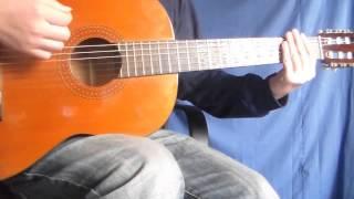 El Baile De Los Que Sobran Tutorial Guitarra
