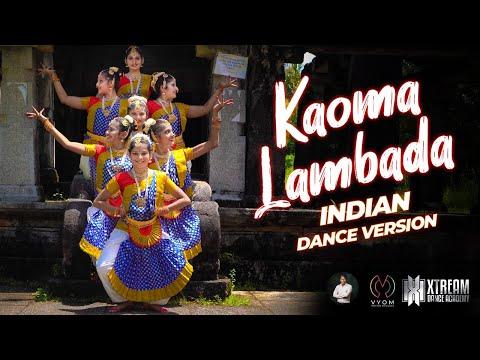 Kaoma Lambada Song | Indian Dance Version | Official Cover 2020 By Krishna Brahmavara