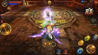 Rise Of Darkness V1.2.81004 APK MOD Damage/GOD | @DeltaCR