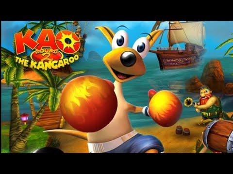 Kao the Kangaroo Round 2 |