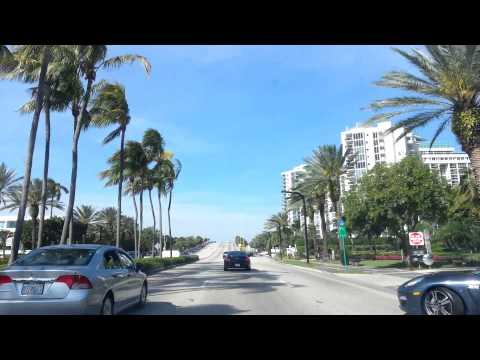 Miami Bal Harbor, direction Sunny Isles