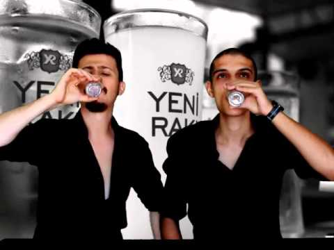 Tasting Yeni Raki in USA