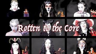 Video Rotten to the Core (Feat. Disney Villains) | Georgia Merry download MP3, 3GP, MP4, WEBM, AVI, FLV Desember 2017