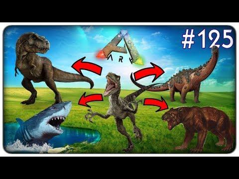 IL DINOSAURO CHE PUÒ TRASFORMARSI IN QUALUNQUE ANIMALE | Ark Survival Evolved - ep. 125 [ITA]