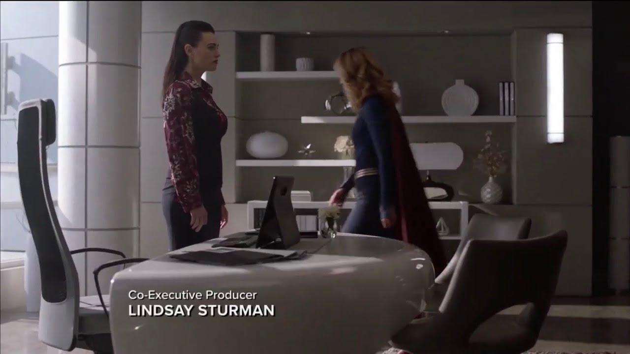 Download Supergirl 5x10 Lena , Kara scene part2