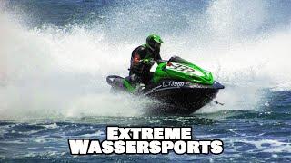 Extreme Watersports (Extremsport, Extrem-Sport Video, Extremsportvideo, Surfing, Wakeboarding)