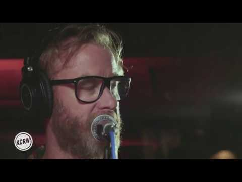 The National - The KKK Took My Baby Away (Ramones Cover) (Live at KCRW 2017)