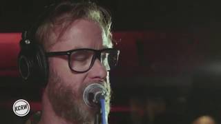 The National The KKK Took My Baby Away Ramones Cover Live At KCRW 2017
