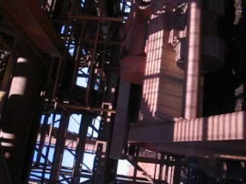 Iron Knob crush and screen plant
