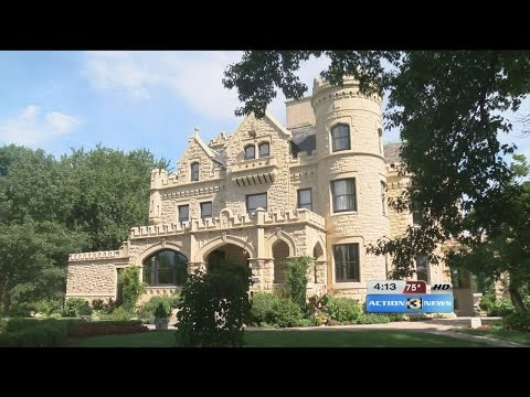 The history behind Joslyn Castle's name
