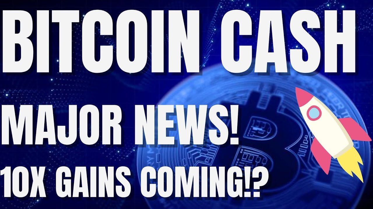 Download Bitcoin Cash MASSIVE News! - BCH Set To EXPLODE In 2021? - Bitcoin Cash Price Prediction