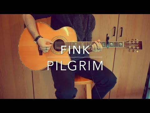 Fink - Pilgrim - Cover