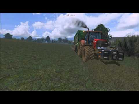 Farming Simulator -Season 2015 - Slovakia map (John Deere,Case,Zetor,Praga V3s