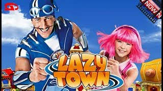 Lazy Town - online game. Games for Kids free of violence. Follow ot...