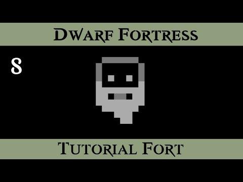 Dwarf Fortress Tutorial Fort - Adventure Mode - ( Episode 8 )