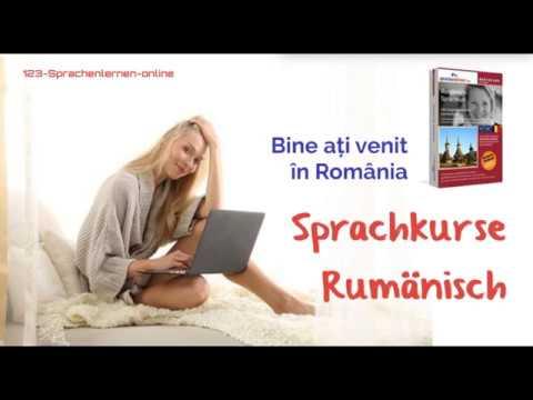Rumänisch lernen – kostenlose Demoversion testen – Multimedia-Sprachkurs – Sofort beginnen from YouTube · Duration:  3 minutes 17 seconds