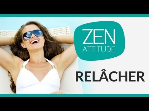relaxation zen attitude
