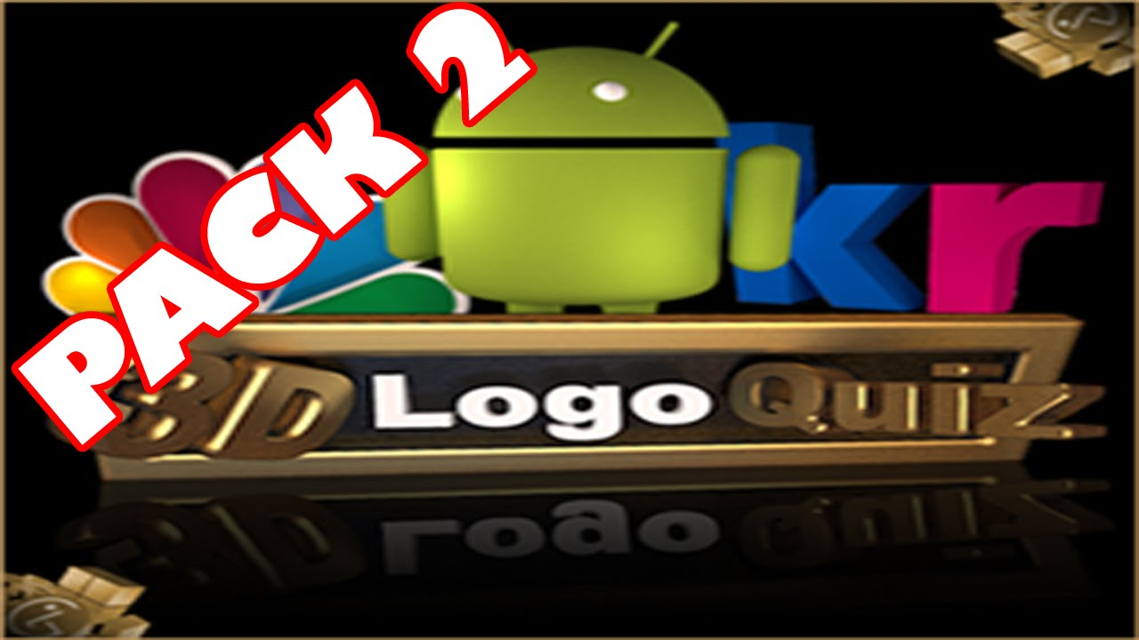 3d logo quiz level 2 pack 2 all answers