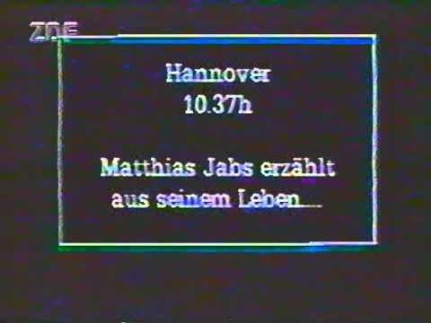 SCORPIONS - Special Of Matthias Jabs 1990