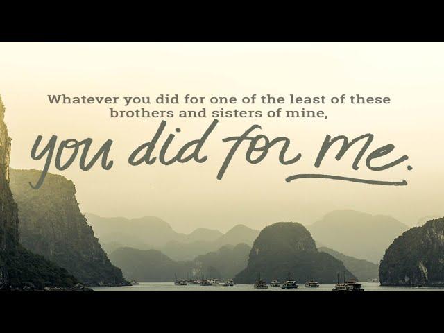 You Did for Me - Pastor Chris Sowards