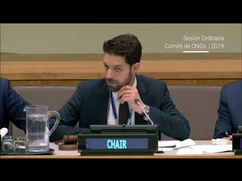 6c67b8dcb La ONU recomienda a CADIME como Miembro Consultivo Especial ECOSOC ...