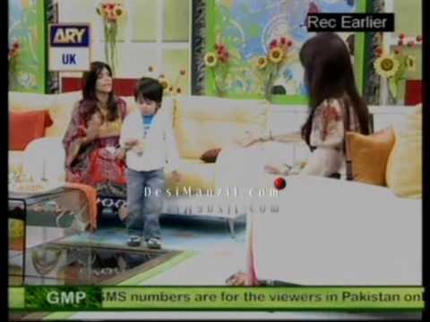 Good Morning Pakistan with Hadiqa Kiani Part 4