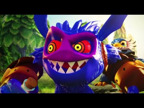 Skylanders Imaginators Full Movie All Cutscenes Cinematic