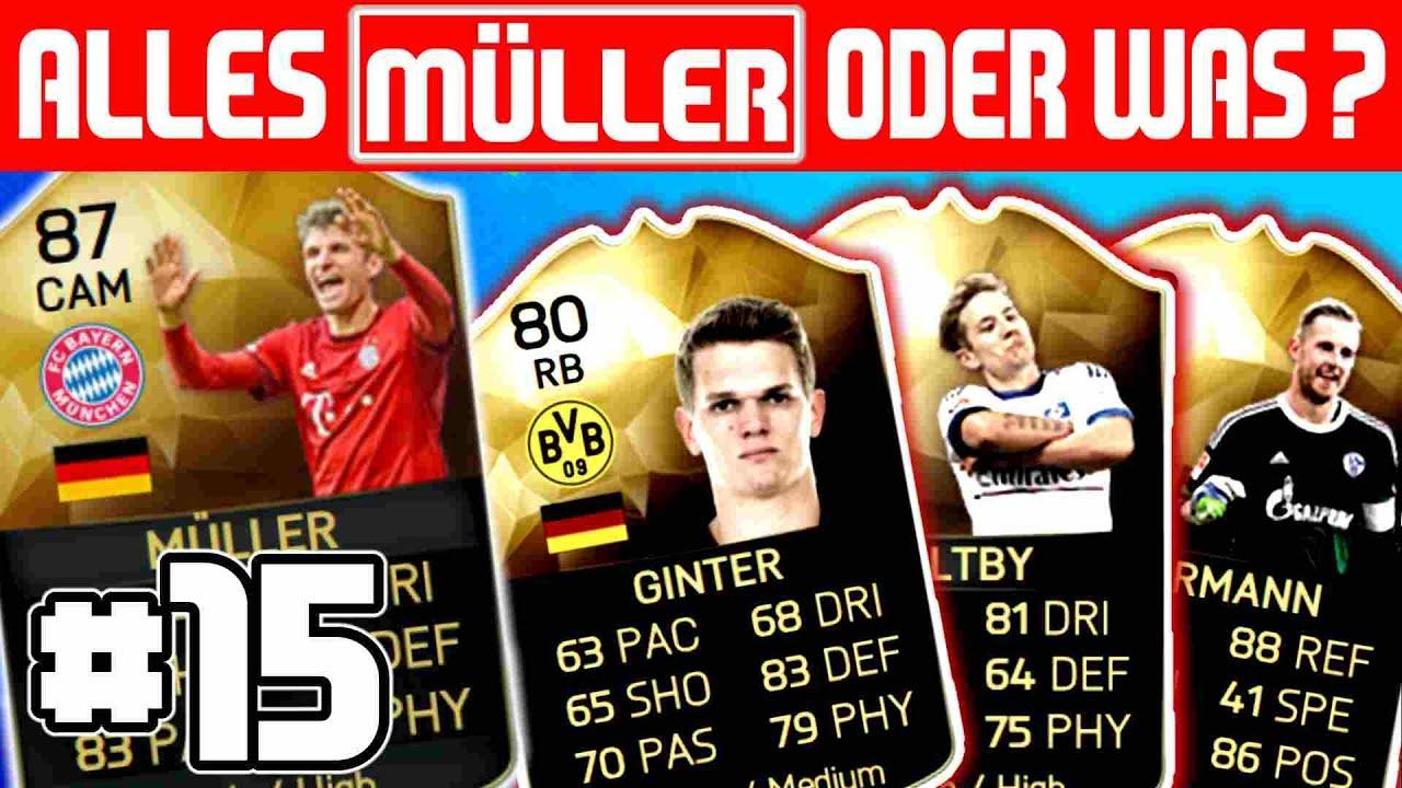Alles Müller Oder Was 3 Neue Inform Spieler 15 Fifa 16 Youtube