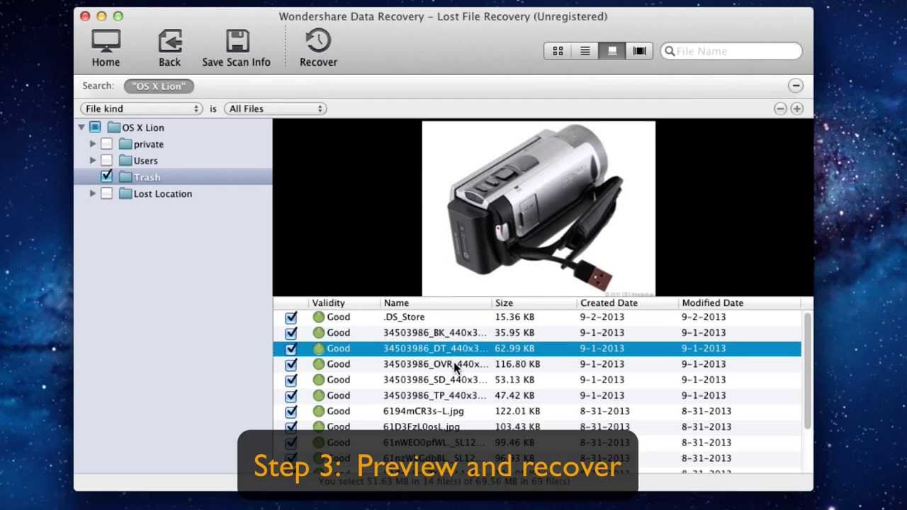 Recuva for Mac - Recover Files on Mac |File Recovery App